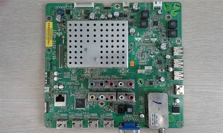Picture of Vizio XVT553SV main board 3655-0122-0150 / 3655-0122-0395 repair service for dead , blinking endlessly, lacking HDMI or sound or otherwise failing to start TV