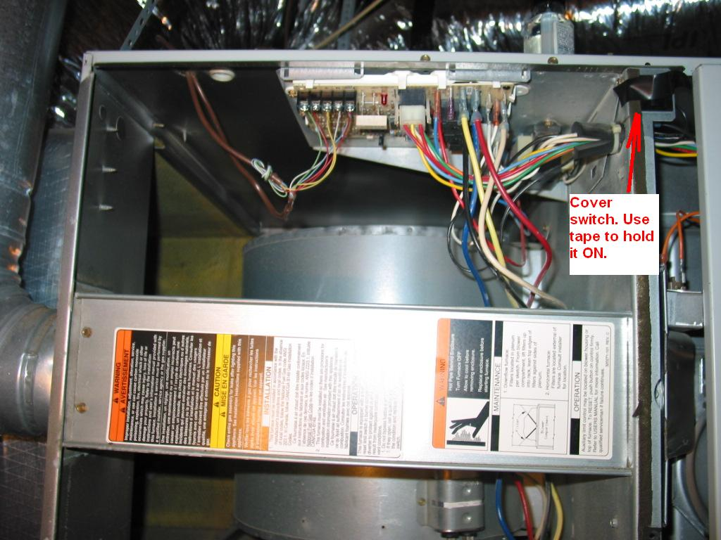 coppell tv repair online blog  fix for furnace fan not