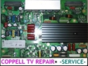 Picture of REPAIR SERVICE HP CPTOH-0602 Y-MAIN / YSUS BOARD - SOUND, BUT NO IMAGE OR FLASHING DISPLAY PROBLEM