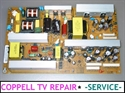 Picture of REPAIR SERVICE FOR EAY33058501 POWER SUPPLY BOARD