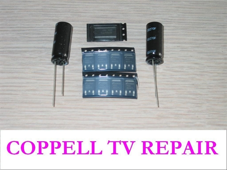 Picture of 6632L-0392A OR 6632L-0393A LCD INVERTER REPAIR KIT