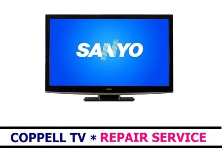 Picture of REPAIR SERVICE FOR DP50740 / P50740-03 SANYO MAIN BOARD J4FKF