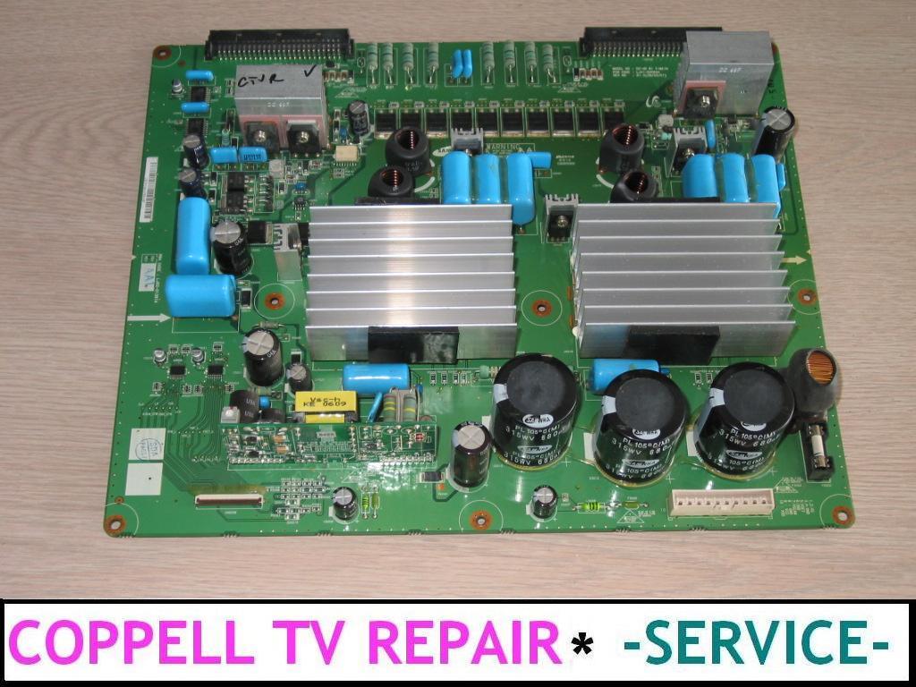 Television Repair Service : Lj a y main sustain repair service