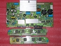 Picture of Sanyo DP42746 Y-Main and buffers replacement set for no image problem