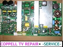 Picture of REPAIR SERVICE FOR BN96-00249A SAMSUNG POWER SUPPLY BOARD