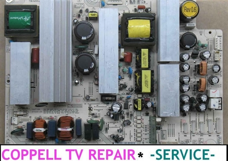 Picture of REPAIR SERVICE FOR LJ92-01511A / 996510019427 POWER SUPPLY BOARD PHILIPS 50PFP5332D
