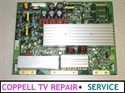 Picture of REPAIR SERVICE FOR 6871QYH036D YSUS BOARD 42' PLASMA TV