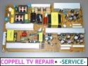 Picture of REPAIR SERVICE FOR POWER UNIT OF LG 32LB4D, 32LB9D, 32LC5DC, 32LC7D, 32LG10