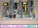 Picture of Repair service for power supply board LJ92-01510B LJ41-05246A for SANYO DP50747 / P50747-04