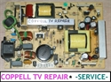 Picture of REPAIR SERVICE FOR MAGNAVOX 32MD251D/37 32MF231D/37 POWER SUPPLY BOARD