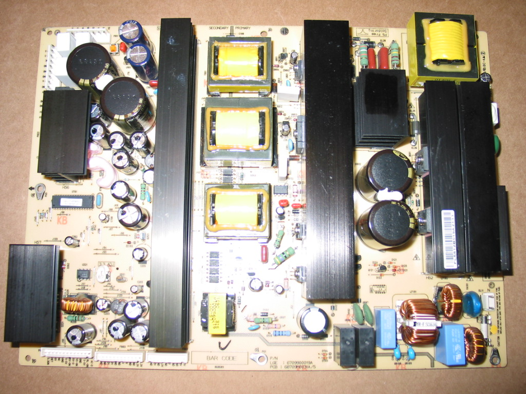 vizio tv power board. picture of repair service for lg ypsu-j011a power supply board lg, vizio vizio tv power board 4