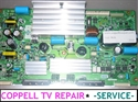 Picture of REPAIR SERVICE FOR SAMSUNG LJ92-01200A / LJ41-02759A Y-MAIN SUSTAIN BOARD
