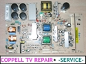 Picture of REPAIR SERVICE FOR SAMSUNG HPR4272X/XAA POWER SUPPLY - DEAD OR SHUTTING DOWN TV, NO IMAGE PROBLEMS