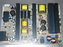 Picture of REPAIR SERVICE FOR SANYO DP50747 P50747-01 POWER SUPPLY BOARD - SLOW POWER ON OR NOT POWER ON PROBLEM