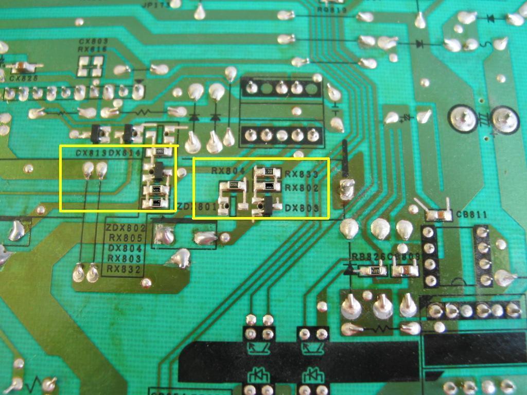 Samsung Power Supply Repair Fix