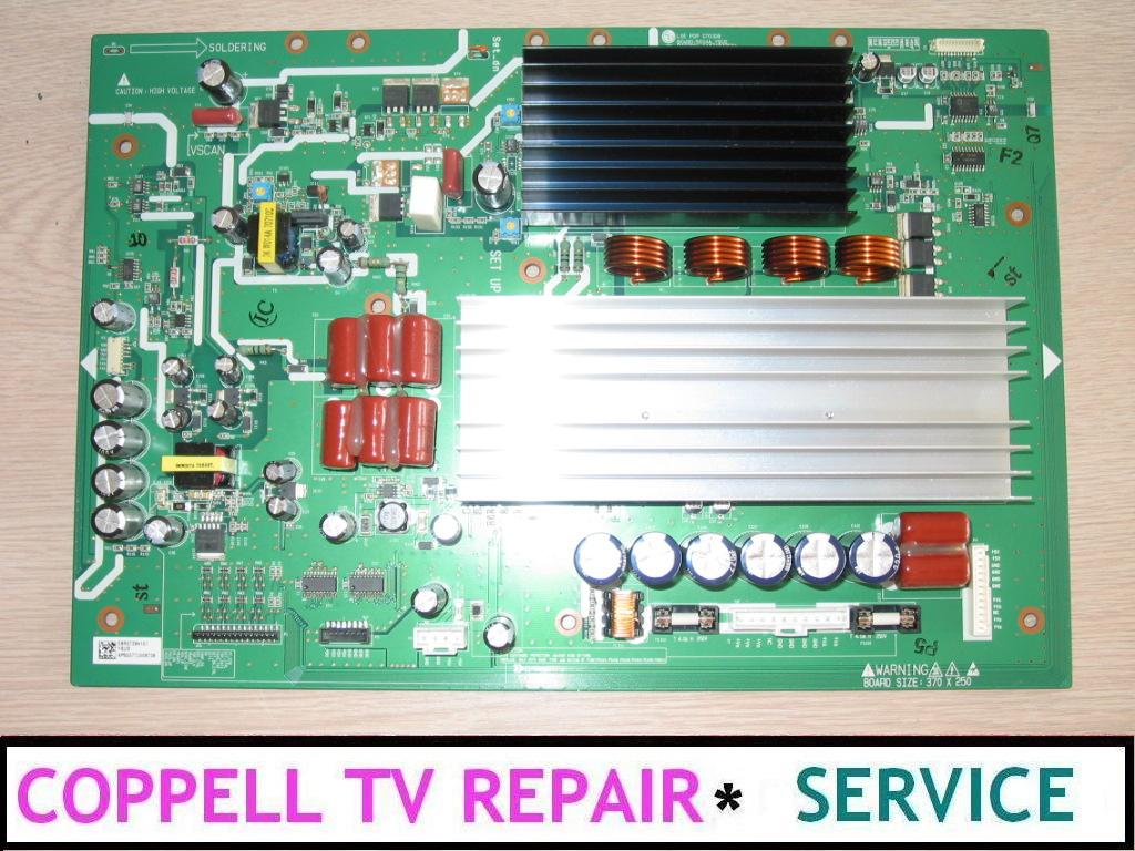 How to fix a tv with no picture but sound
