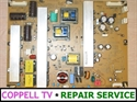 Picture of REPAIR SERVICE FOR LG 50PK540 POWER SUPPLY - TV DEAD OR CLICKING ON AND OFF