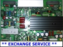 Picture of EXCHANGE SERVICE FOR VIZIO P42HDTV10A YSUS BOARD CAUSING SHUTDOWN, BLACK SCREEN OR FLASHING SCREEN PROBLEM