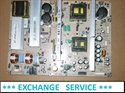 Picture of BN44-00162A SAMSUNG power supply board exchange service, $50 credit for old dud