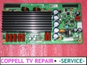 Picture of REPAIR SERVICE FOR INSIGNIA NS-42PDP ZSUS BOARD - FAINT, DARK IMAGE OR NO IMAGE PROBLEM