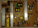 Picture of Repair service for Zenith Z50PJ240 power supply board causing dead or clicking TV