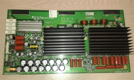 Picture of 6871QZH060B / 6870QZB009A 60'' LG ZSUS BOARD - SERVICED, TESTED, $60 CREDIT FOR OLD DUD