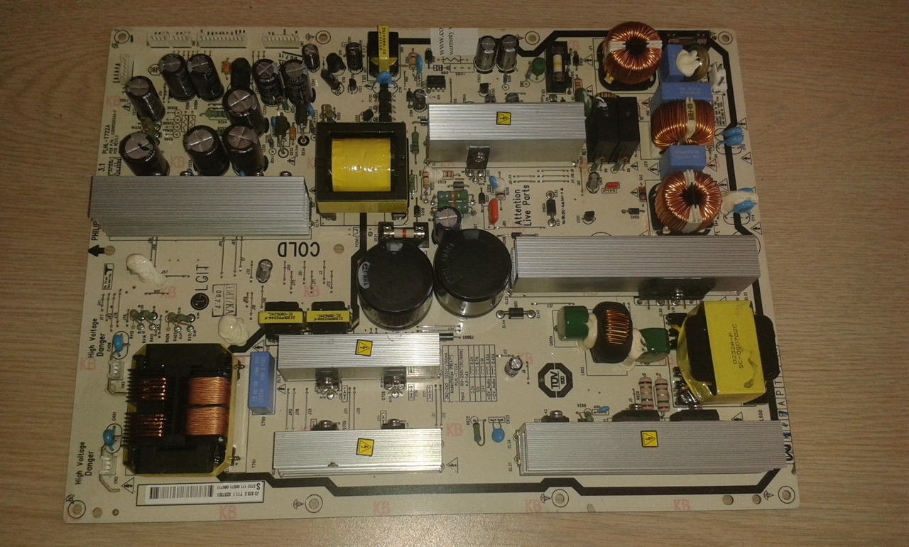 Philips 47PFL7603D/27 replacement power supply / inverter