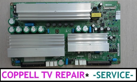 Picture of Repair service for Philips 50PFP5332D/37 Y-Main board (sound but no image or not powering on problem)