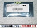Picture of RCA L46WD22 repair kit no audio / intermittent sound / no sound problem
