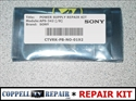Picture of REPAIR KIT FOR SONY KDL-55W802A / SONY KDL-47W802A 2 BLINKS ERROR IN POWER BOARD APS-342/B (CH)