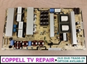 Picture of BN44-00602A / PSPF751503A power board for Samsung PN60F8500AFXZA - upgraded, tested , $60 credit for old dud